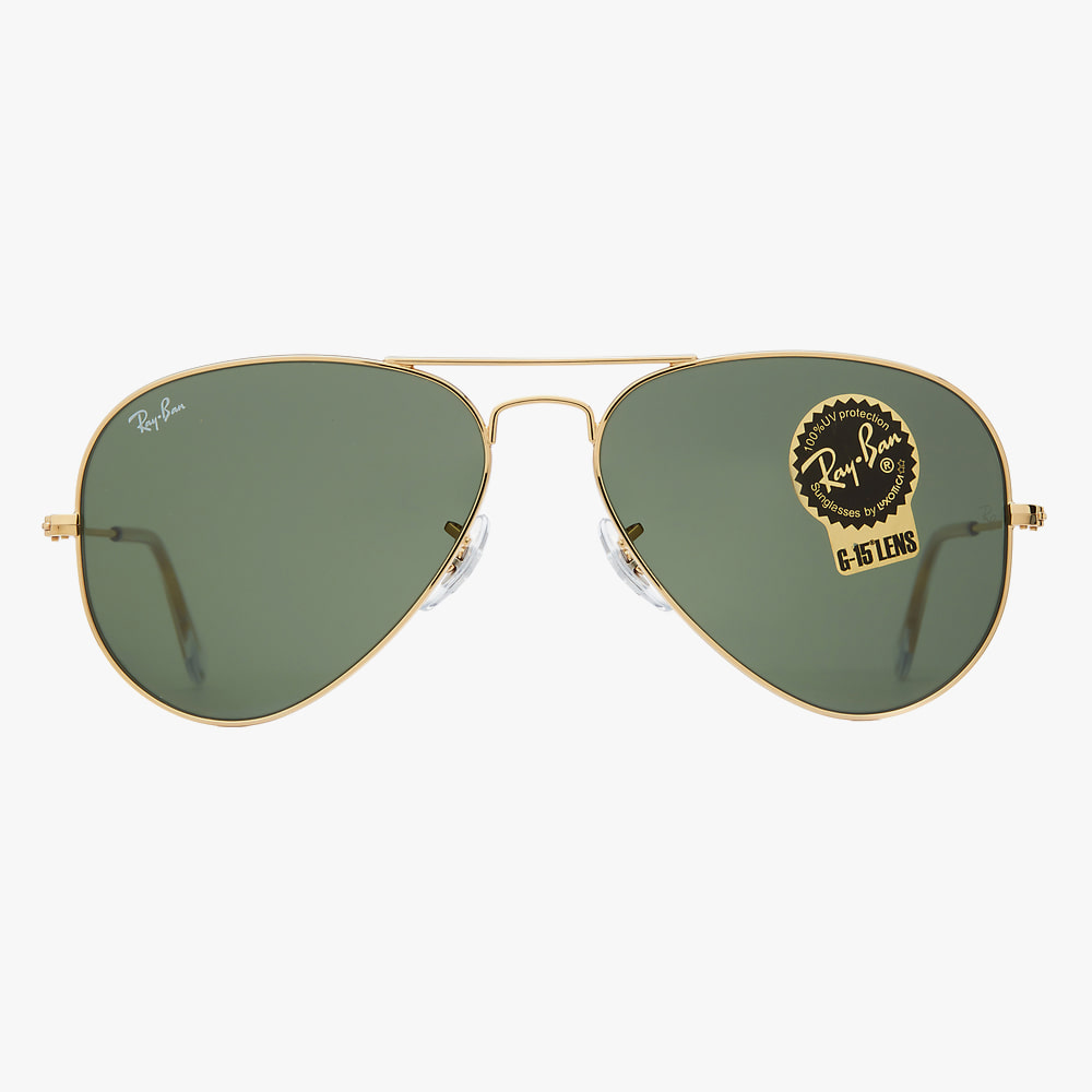 [레이벤] RB3025 Aviator Large Metal L0205 58
