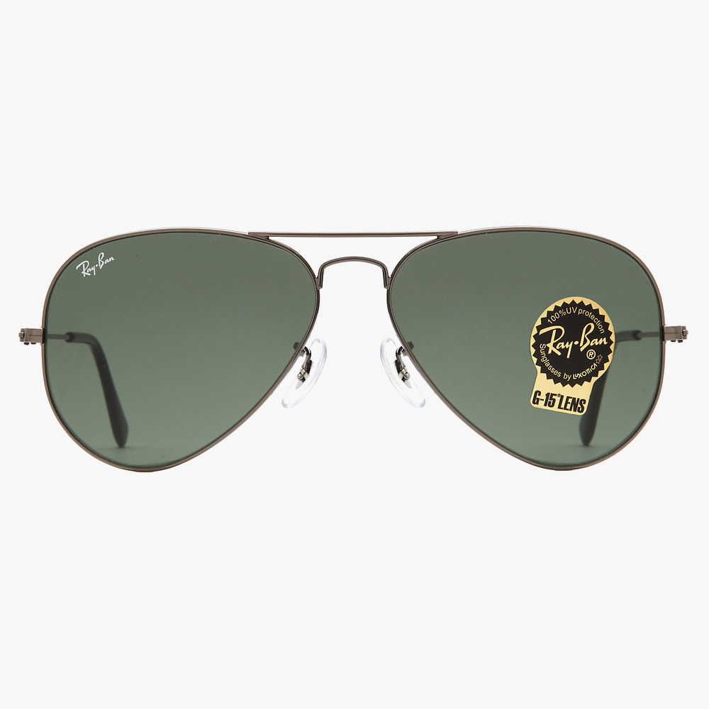 [레이벤] RB3025 Aviator Large Metal W0879