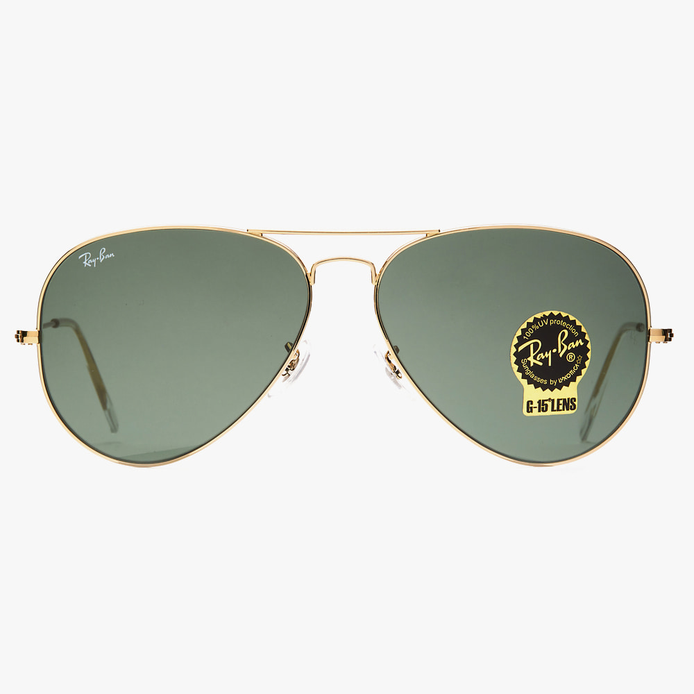 [레이벤] RB3026 Aviator Large Metal ii L2846